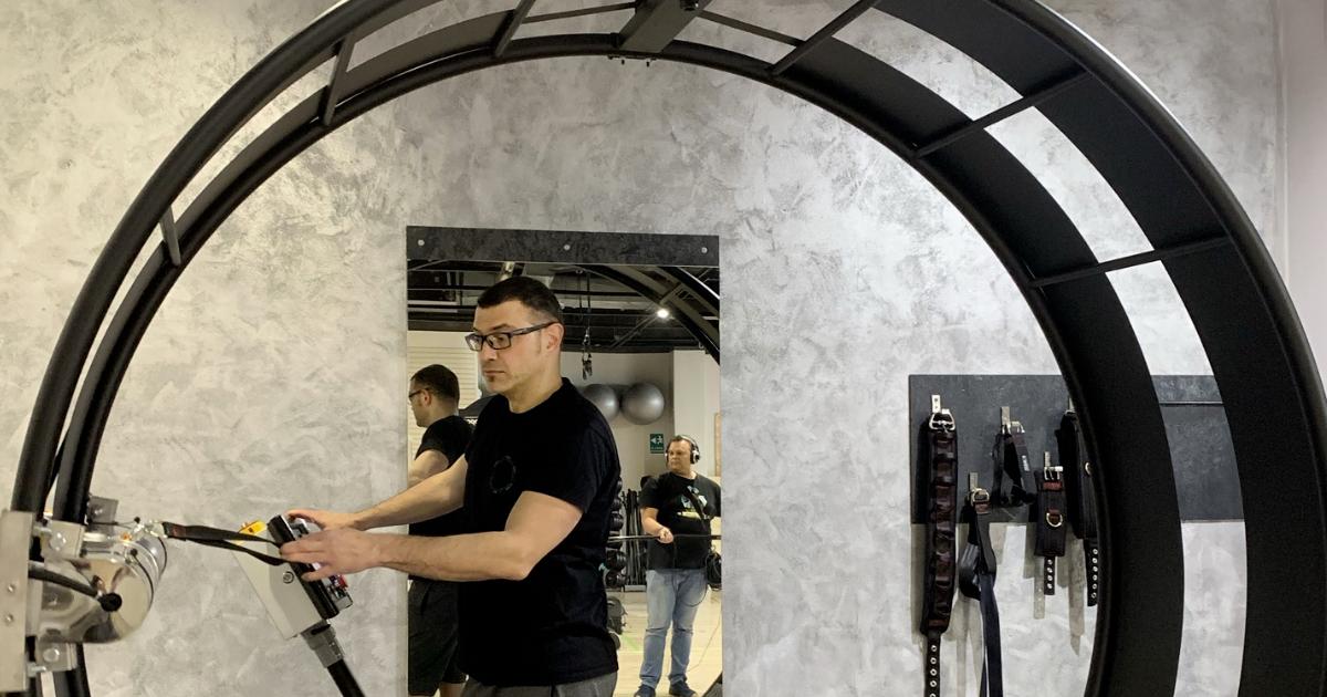 Riapertura di Next Gym Studio