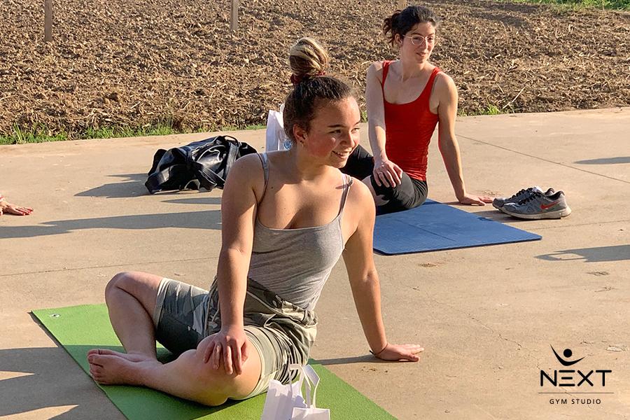 Bodybalance al Campo Shirin, Ornago (MB)